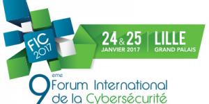 FIC 2017 - salon de la cybersécurité à Lille