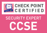 certification CheckPoint CCSE