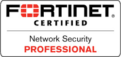 certification fortinet CNSP