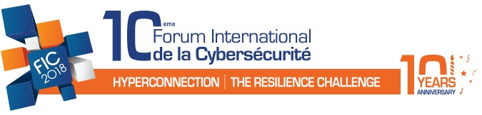 FIC 2018 - Forum International de la Cybersécurité