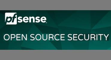 pfSense - open source security - pare-feu open source - sécurité informatique