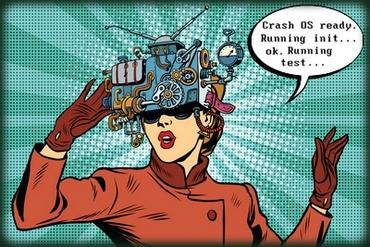 miss virtual crashOS : virtualisation des vulnérabilités