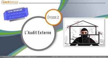 webinar vidéo audit Externe