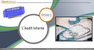 webinar vidéo audit Interne