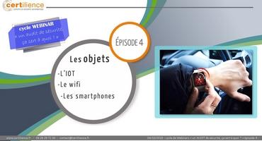webinar vidéo audit IoT wifi smartphone