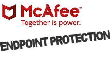 mcAfee Endpoint protection solution de sécurité