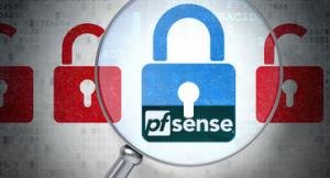 sécurisation pfSense firewall opensource