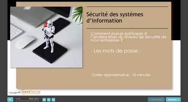 formations e-learning certiAware