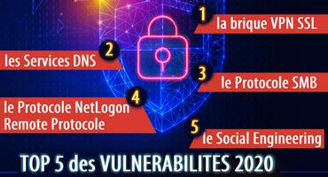 vulnérabilités 2020
