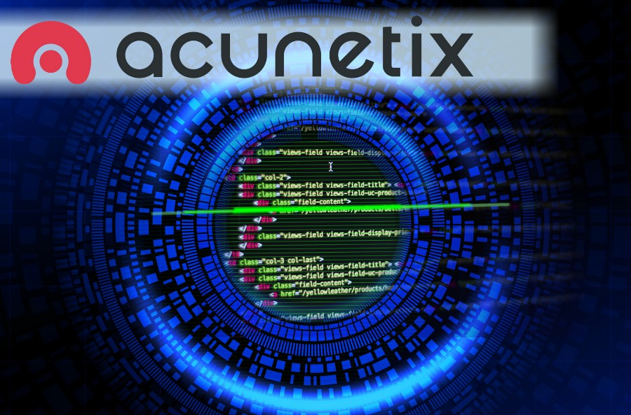 scanner de vulnérabilité Acunetix