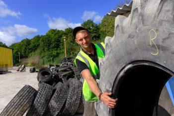 externaliser ses serveurs : Aliapur recyclage pneus - externaliser ses serveurs