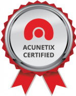 Acunetix Certified