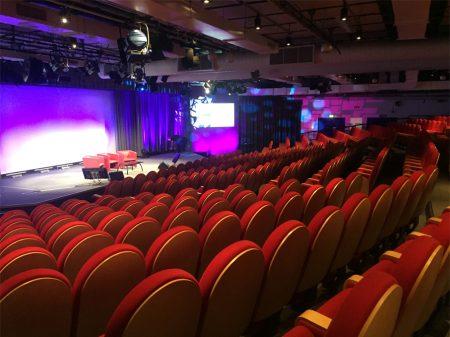 conférences hacking et wargame à la Nuit du hack 2018 à Paris La Villette