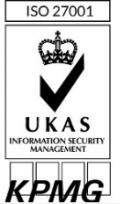 Certification UKAS information security management