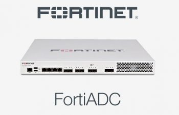 boitier fortiADC de Fortinet