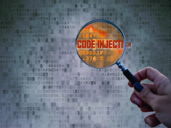 injection code XSS